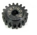 18t Steel pinion gear (7mm hex drive) (HPI Baja)